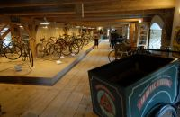 01. The first Czech bicycle museum – Nové Hrady, Czech Republic