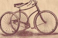 Marlborough Club Tricycle 1890