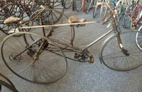 Tandem Tricycle