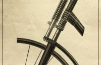 HUMBER & Co.Ltd.,(suspension front fork), England - 1890