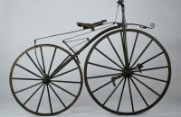 Velociped Michaux & Cie Inventeur - Francie, Paris 1869