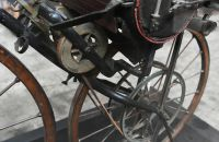 241/B - Perreaux steam velocipede