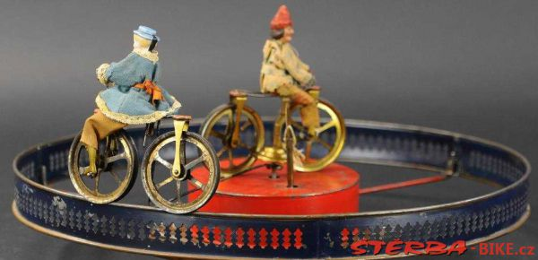 247/I Carousel velocipede Toy