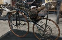 Perreaux Steam velocipede