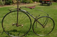 Cie Parisienne wire wheels