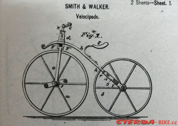 Smith & Walker patent