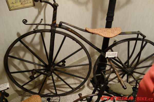 Brownell & Co. velocipede