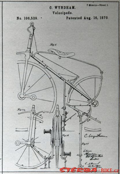 Wyndham patents 1870