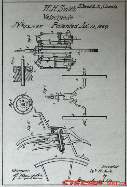 Smith W. H. patent