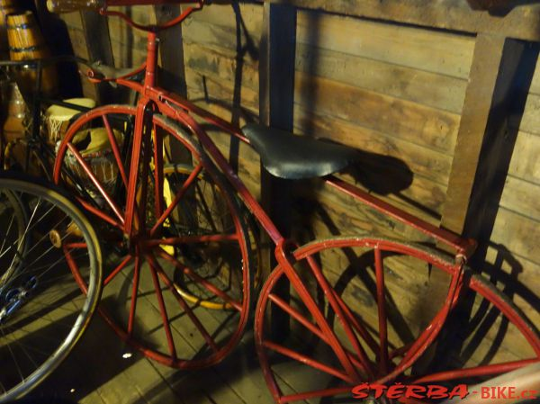 Cottin G.H. velocipede