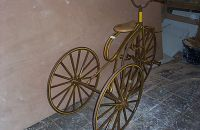 Corcellet tricycle