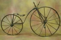 The Demarest style velocipede