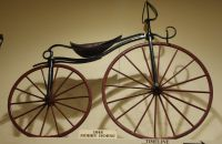 Training velocipede