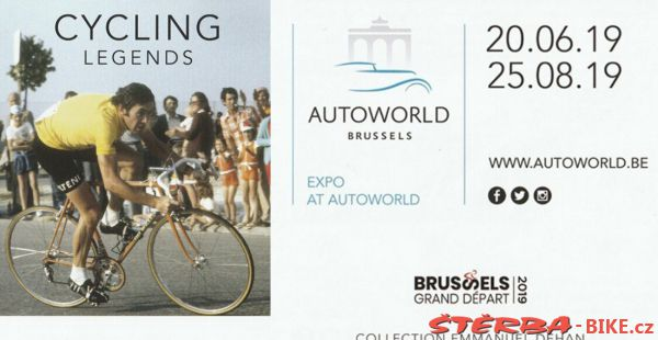 255/A Expo CYCLING LEGENDS 2019