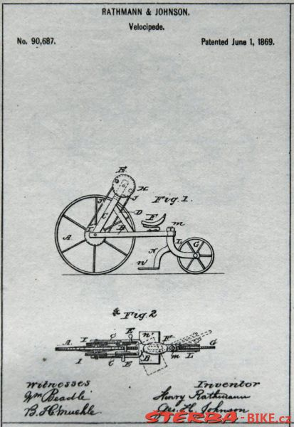 Rathmann & Johnson patent