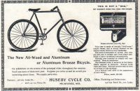 Huseby Cycle Co. - Milwaukee, WIS., USA 1896
