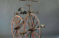 Boneshaker, Manufacturer unknown, France – around 1869