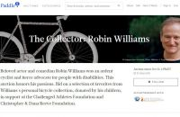 262/B - Robin Williams collection