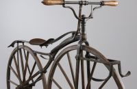 Boneshaker Millau, France - around 1870