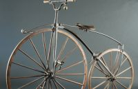Boneshaker, Manufacturer unknown, Germany, around 1870