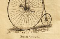 Columbia Expert, Pope Manufacturing Co., Boston, USA – 1882