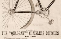 Cross Roller, Quadrant Tricycle Co., England – around 1897