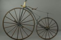 Boneshaker Bouchage, Lyon, France - around 1870