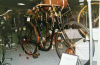 Metz Bicycle Museum,  Freehold - USA