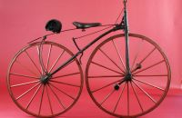Cadot, Lyon, France, boneshaker – around 1869