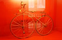 "The exhibition ""The velocipede - a modern object"""
