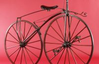 Anthoni, Paris, France, boneshaker – around 1870