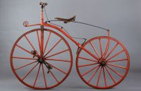 Boneshaker, TELLIER Paris, France – around 1869