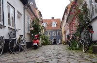 Danmark and bicycles