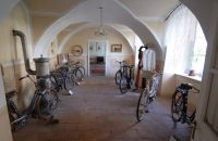 50 - The exposition of antik bicycles – Luhov, Czech Republic