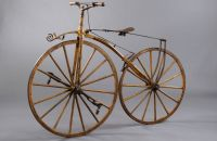 A.Michaux boneshaker, Paris, France – around 1870