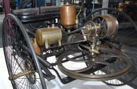46/C - Karl Benz - 125 Anniversary, Germany
