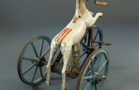 Children tricycle - France, circa 1880