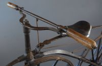 Michaux & Cie. boneshaker, Paris, France – around 1868