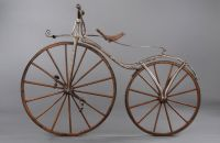 Michaux boneshaker, Paris, France – around 1868